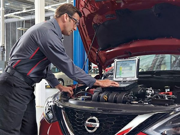 Genuine Nissan Service