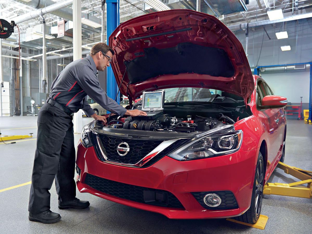 Nissan Recommended Service Schedule