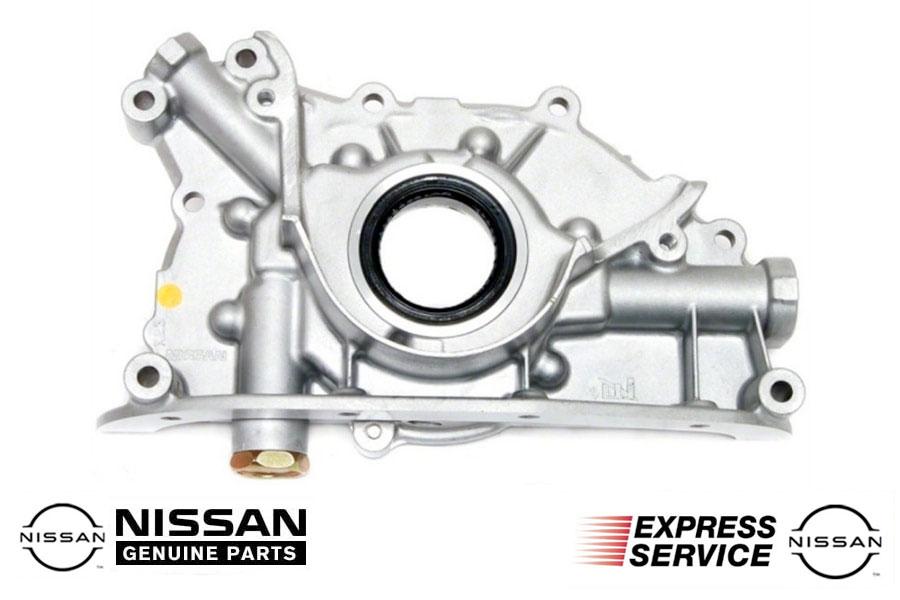 Genuine Nissan Oil Pump