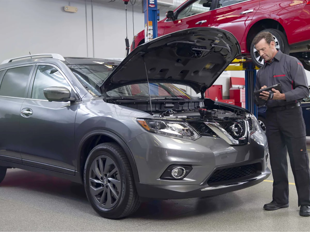Nissan Charging System Inspection & Testing Service