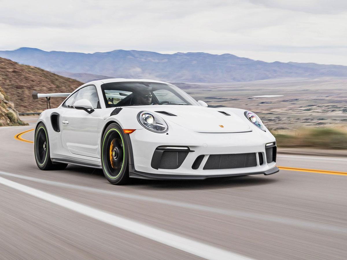 Porsche OEM Parts Department