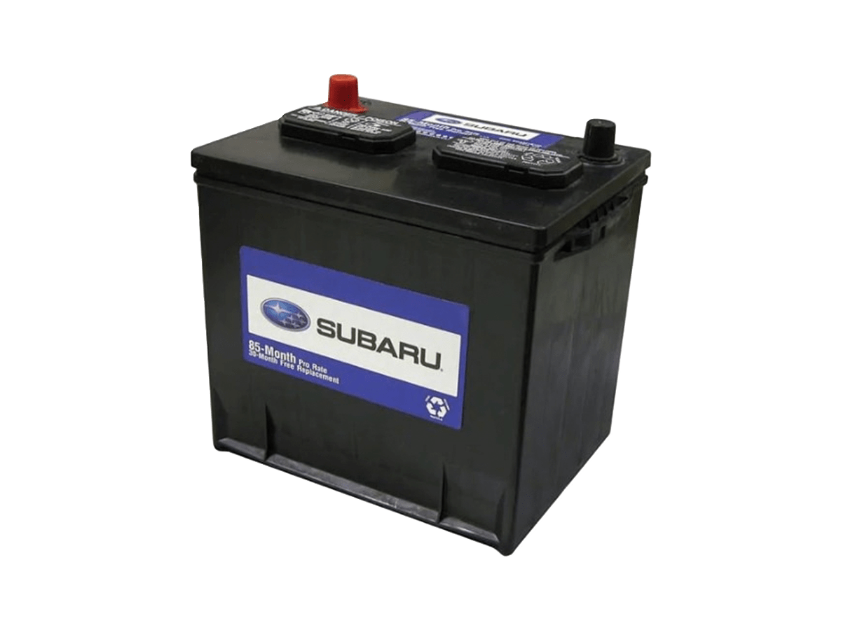 Genuine OEM Subaru Car Battery Replacement