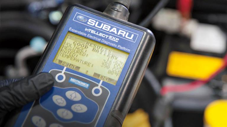 Subaru Battery Replacement Service Special Coupon