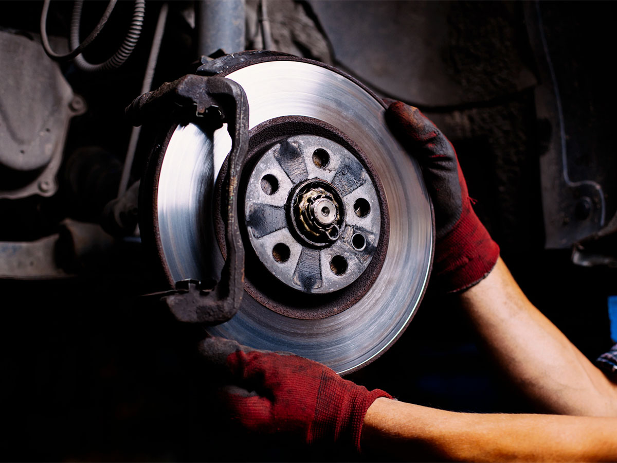 Subaru Brake Pad Replacement Service Special Coupon