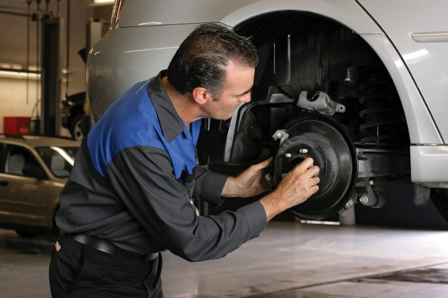 Germain Subaru Brake Services