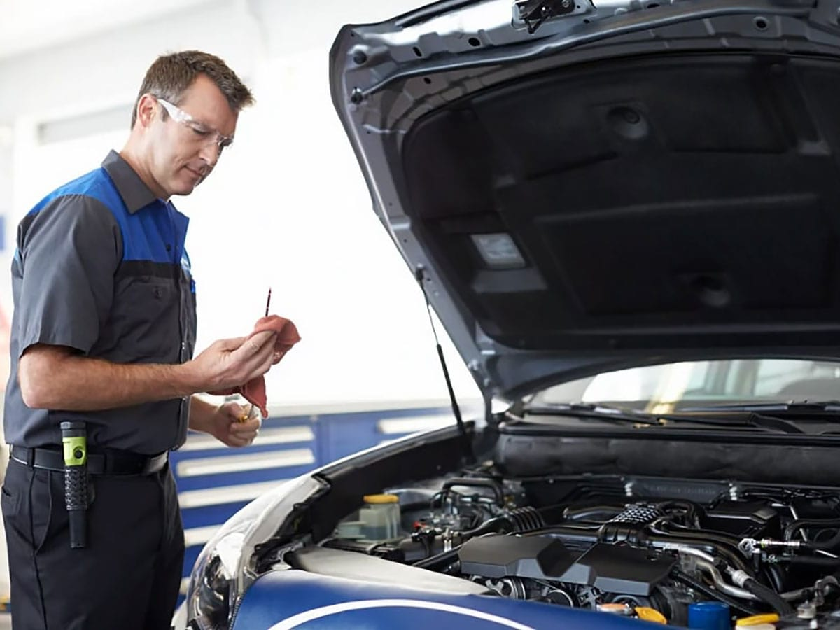 Subaru Oil & Filter Change Service Special Coupon
