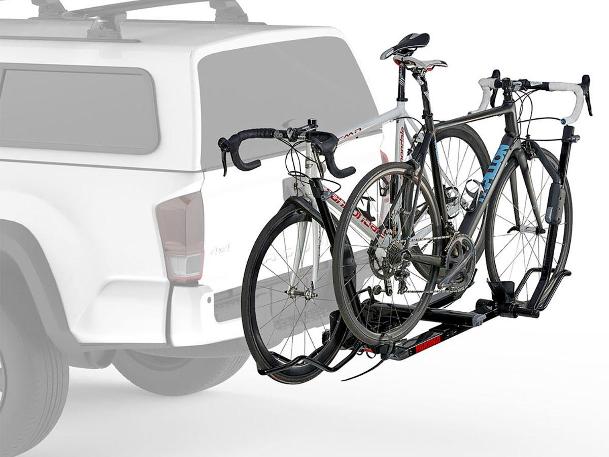 Toyota Bike Racks