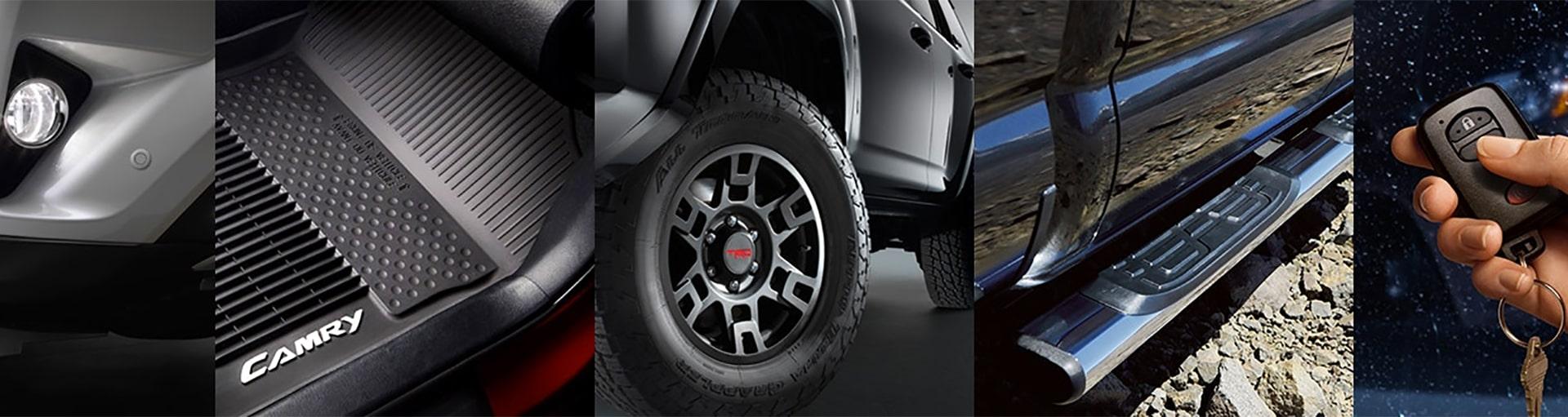 Russ Darrow Toyota West Bend Accessories Department