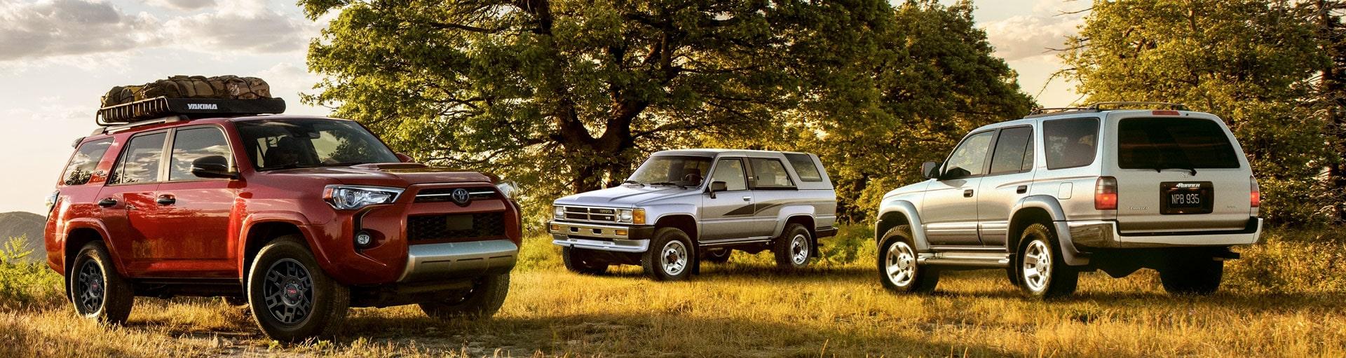 James Hodge Toyota Accessories Department