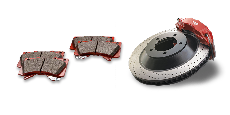 Toyota TRD Performance Brake Accessories Santa Cruz, CA