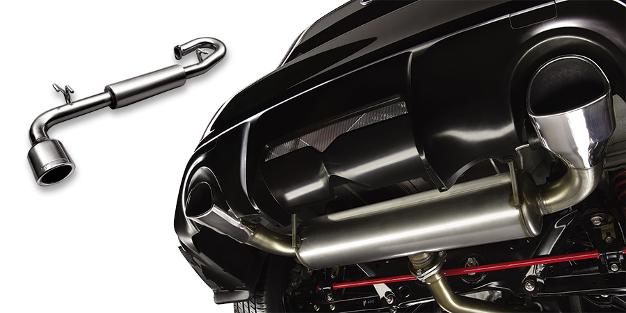 Toyota TRD Performance Exhaust Accessories Santa Cruz, CA