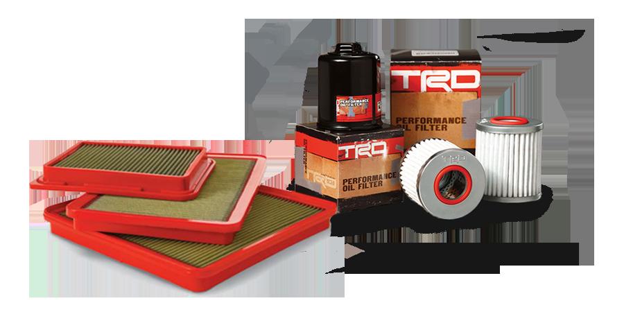 Toyota TRD Performance Filter Accessories Santa Cruz, CA