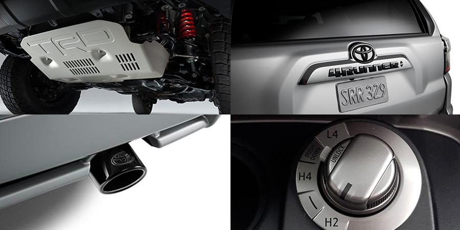 Toyota TRD Styling Accessories Santa Cruz, CA