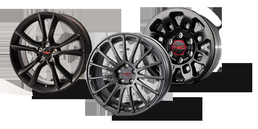 Toyota TRD Performance Wheels Accessories Santa Cruz, CA