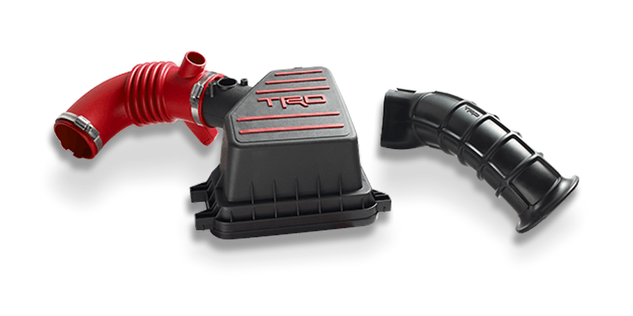 TRD Performance Air Intake Accessories Toyota