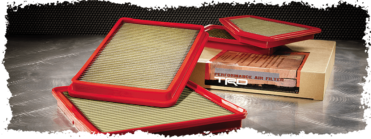 TRD Performance Filters Accessories Toyota