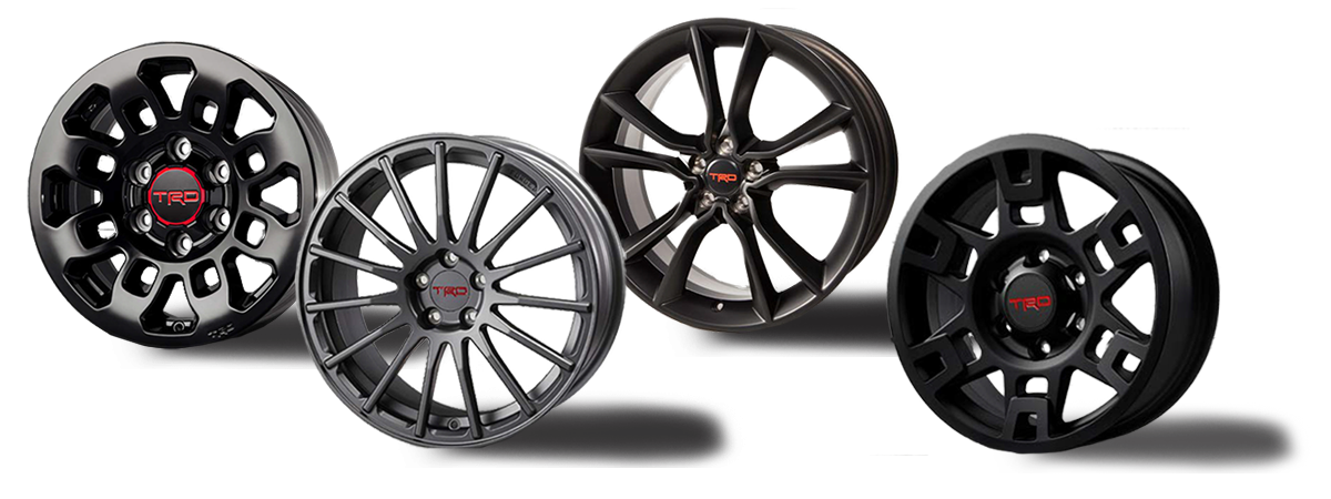 TRD Wheels Accessory Toyota