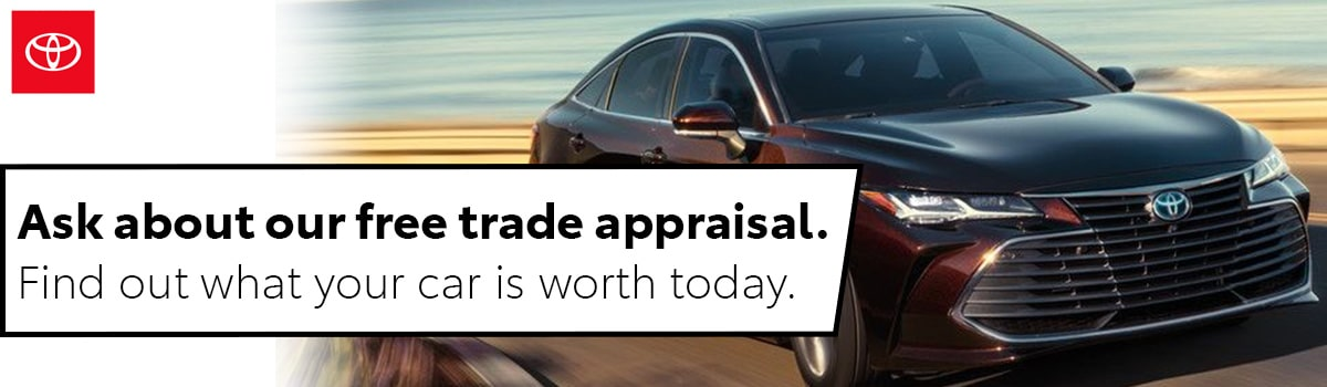 Toyota Free Trade Appraisal