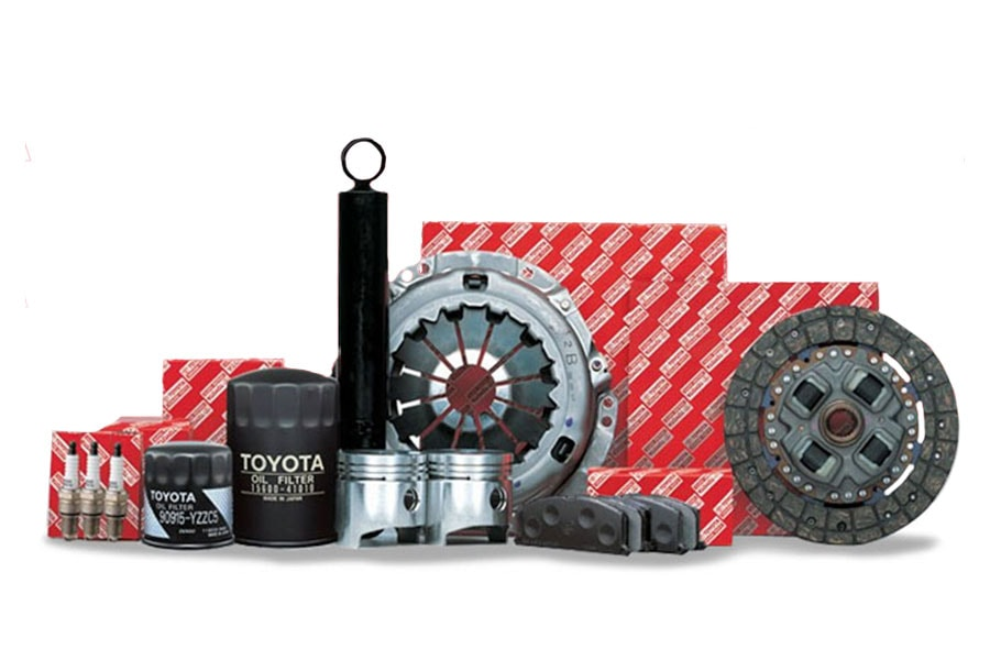 Toyota Parts Department