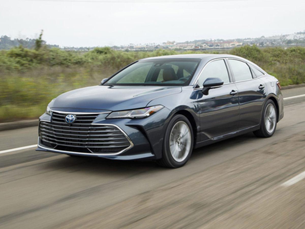 Toyota 100,000-Mile Scheduled Maintenance
