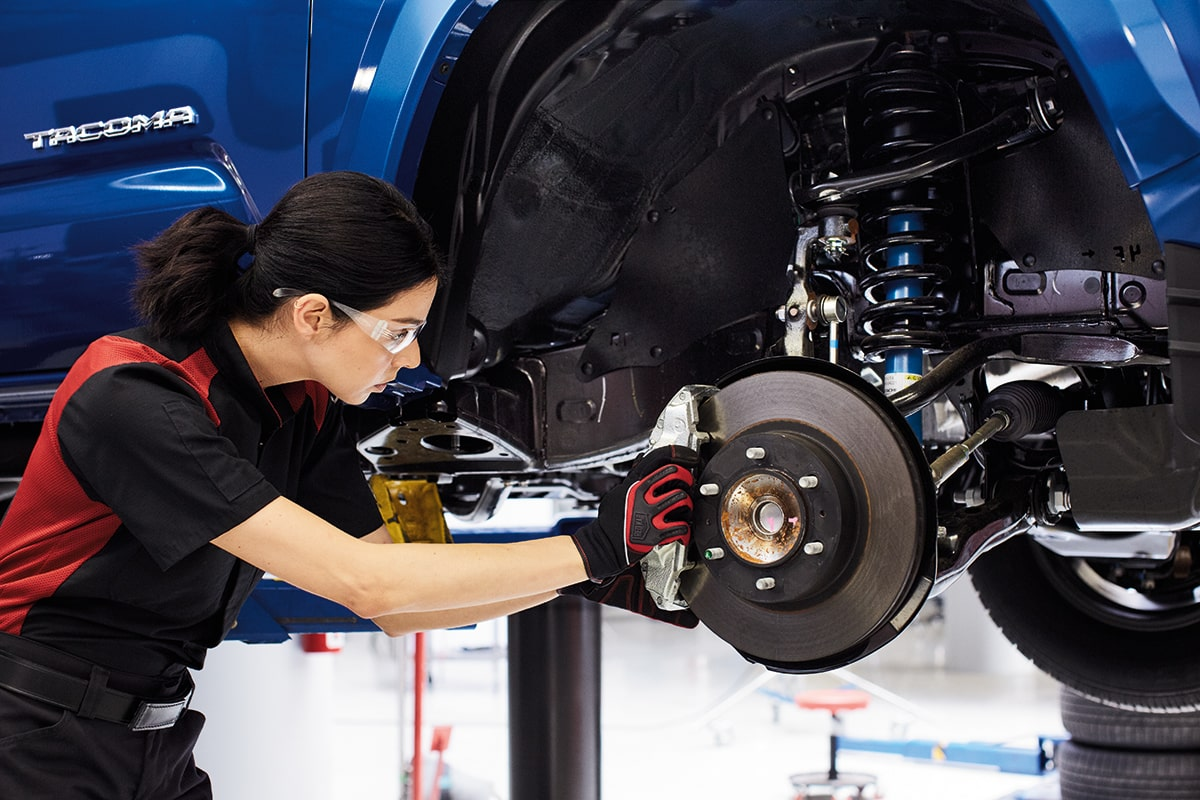 Toyota Technician
