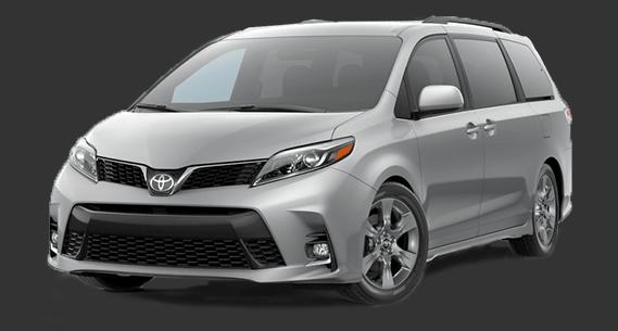 Toyota Sienna Service