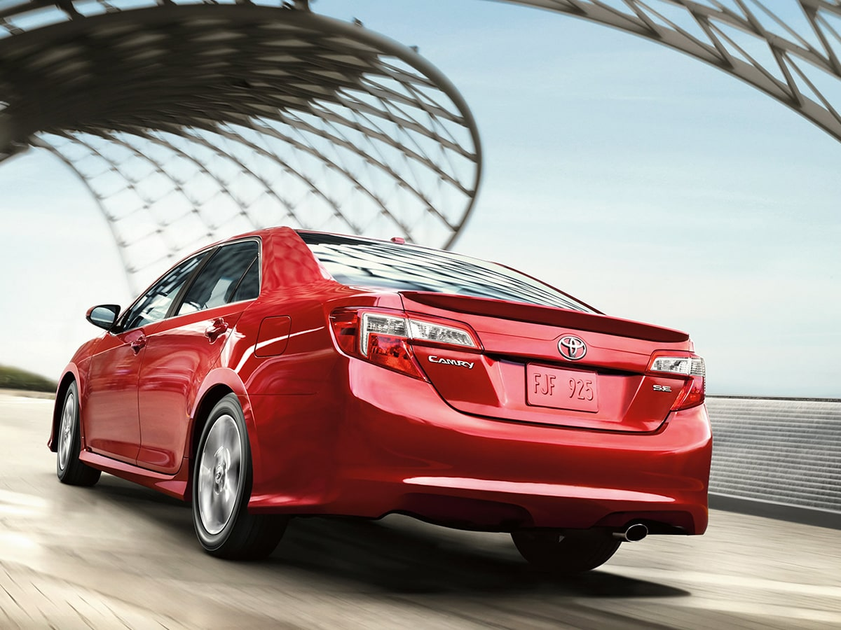 2012-2014 Toyota Camry Safety Recall