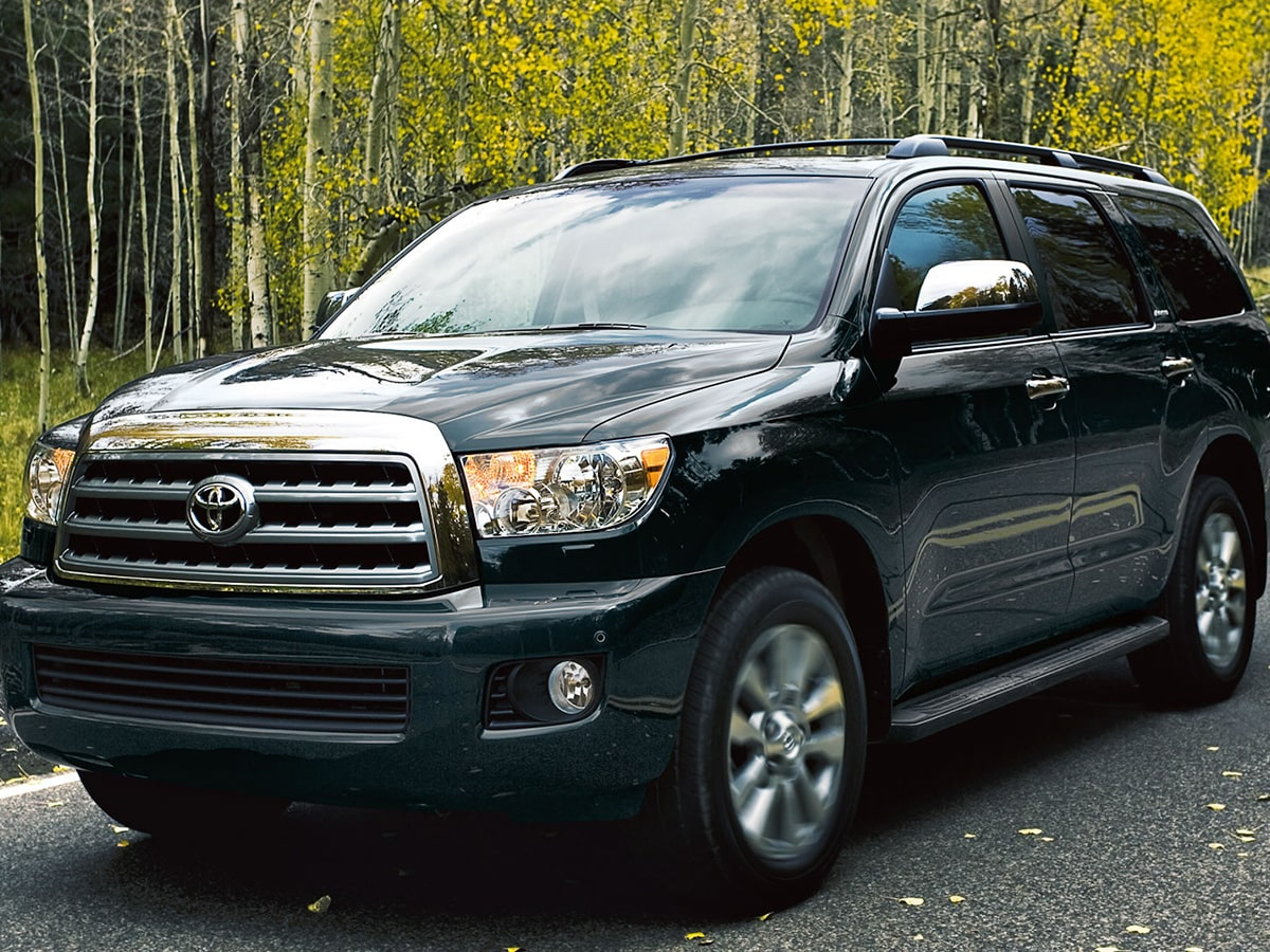 2012-2014 Year Toyota Tundra and Sequoia Vehicles Software Update Recall