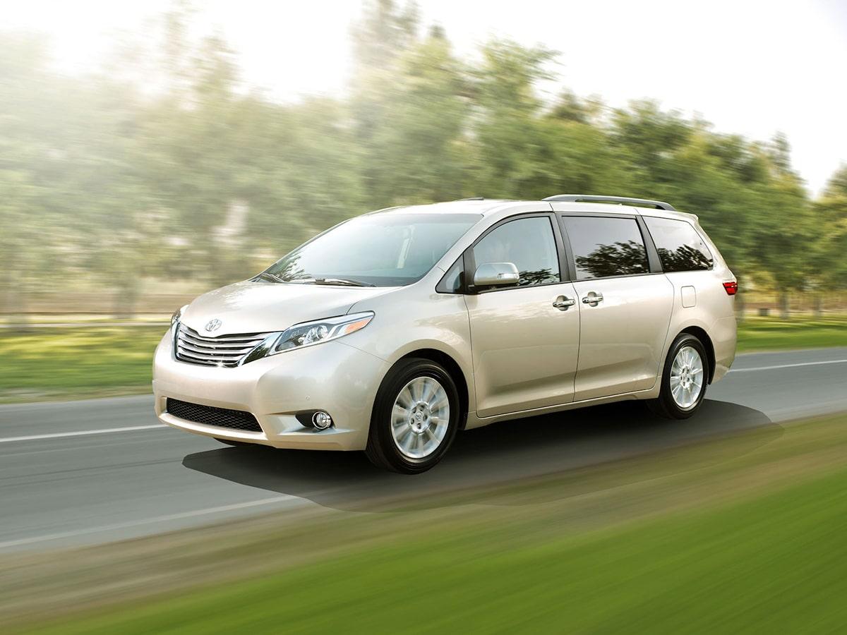 Toyota Sienna Power Sliding Door Recall