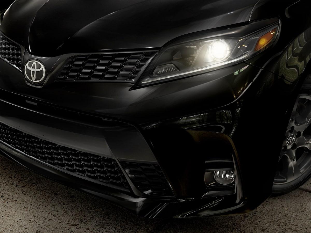 Toyota Sienna Oil Change Service