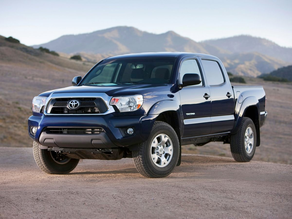Toyota Tacoma Exhaust Pipe Recall