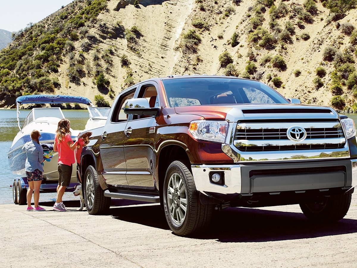 2014 Toyota Tundra and Sequoia ECM Safety Recall