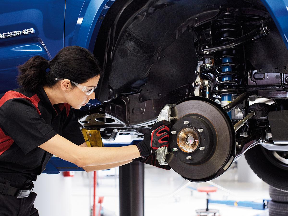 Brake Rotors Service