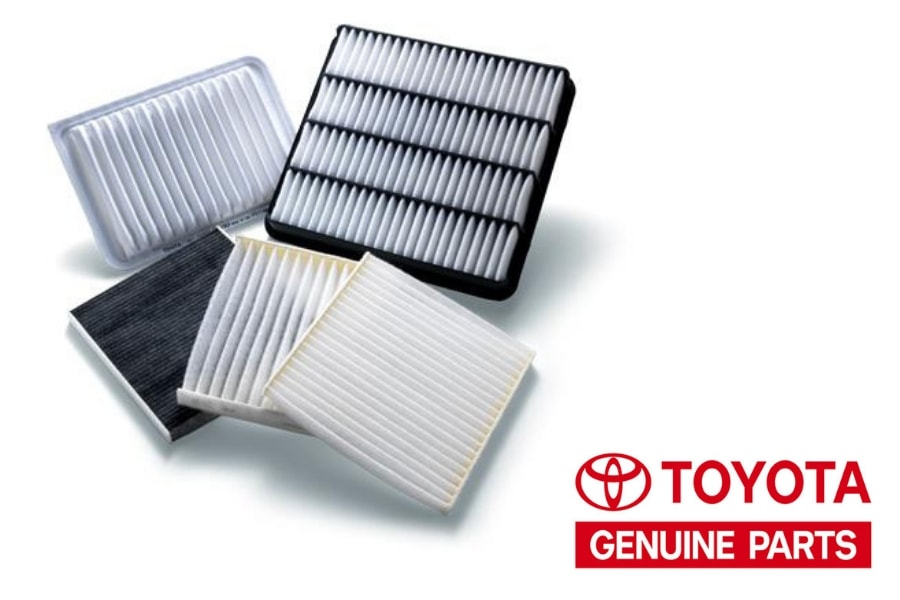 Toyota Save On Eligible Parts