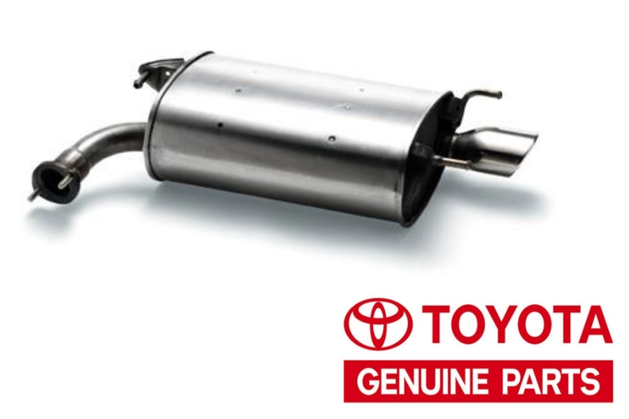 Toyota Exhaust System Service