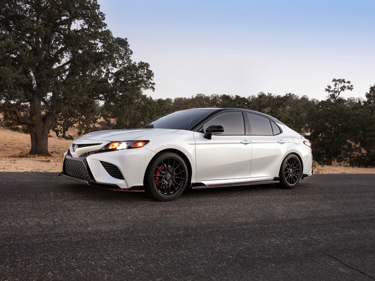Toyota Recommended Maintenance Intervals
