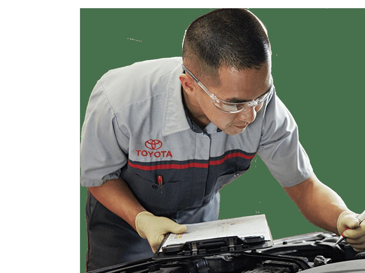 Genuine Toyota Service
