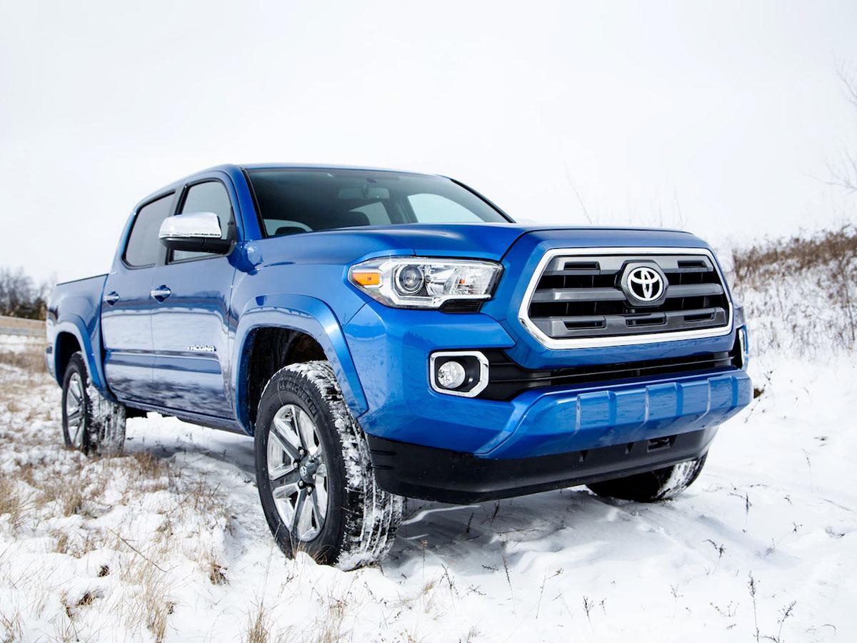 Toyota Tacoma Blower Motor Recall