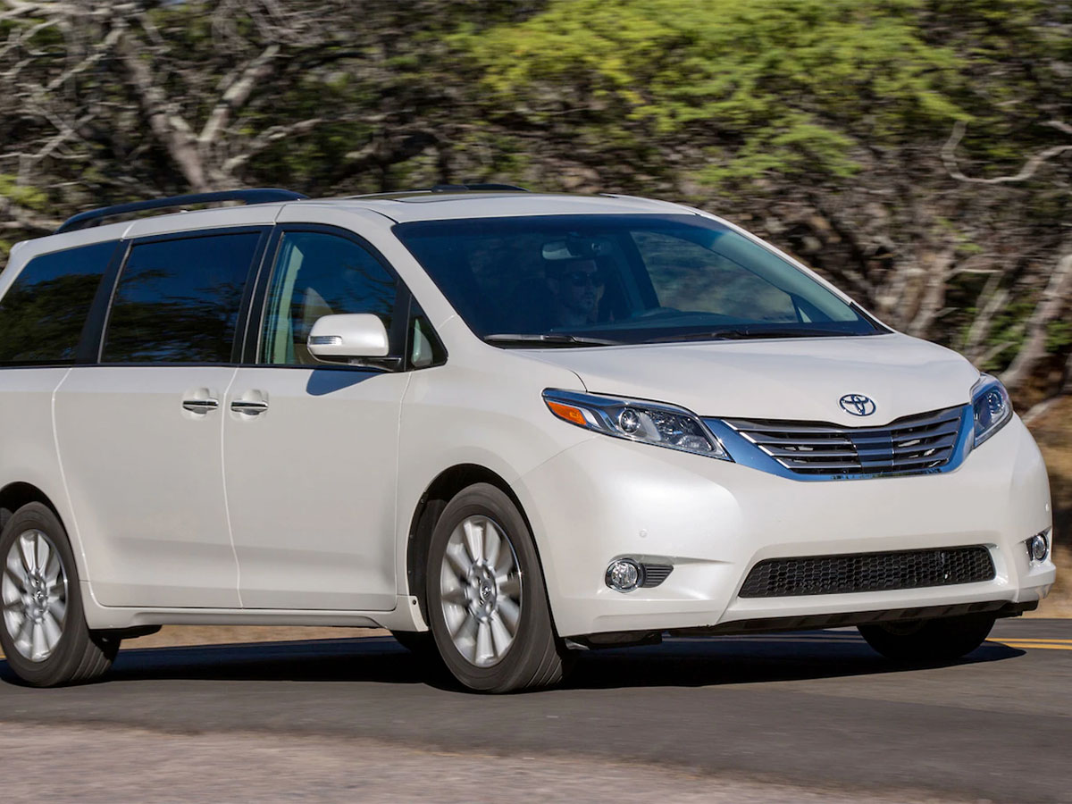 Toyota Sienna Power Recall
