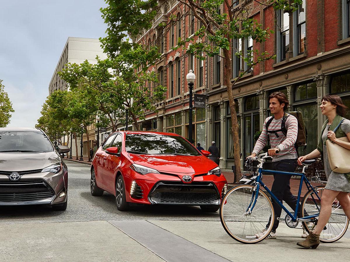 Toyota Safety & Emission Testing