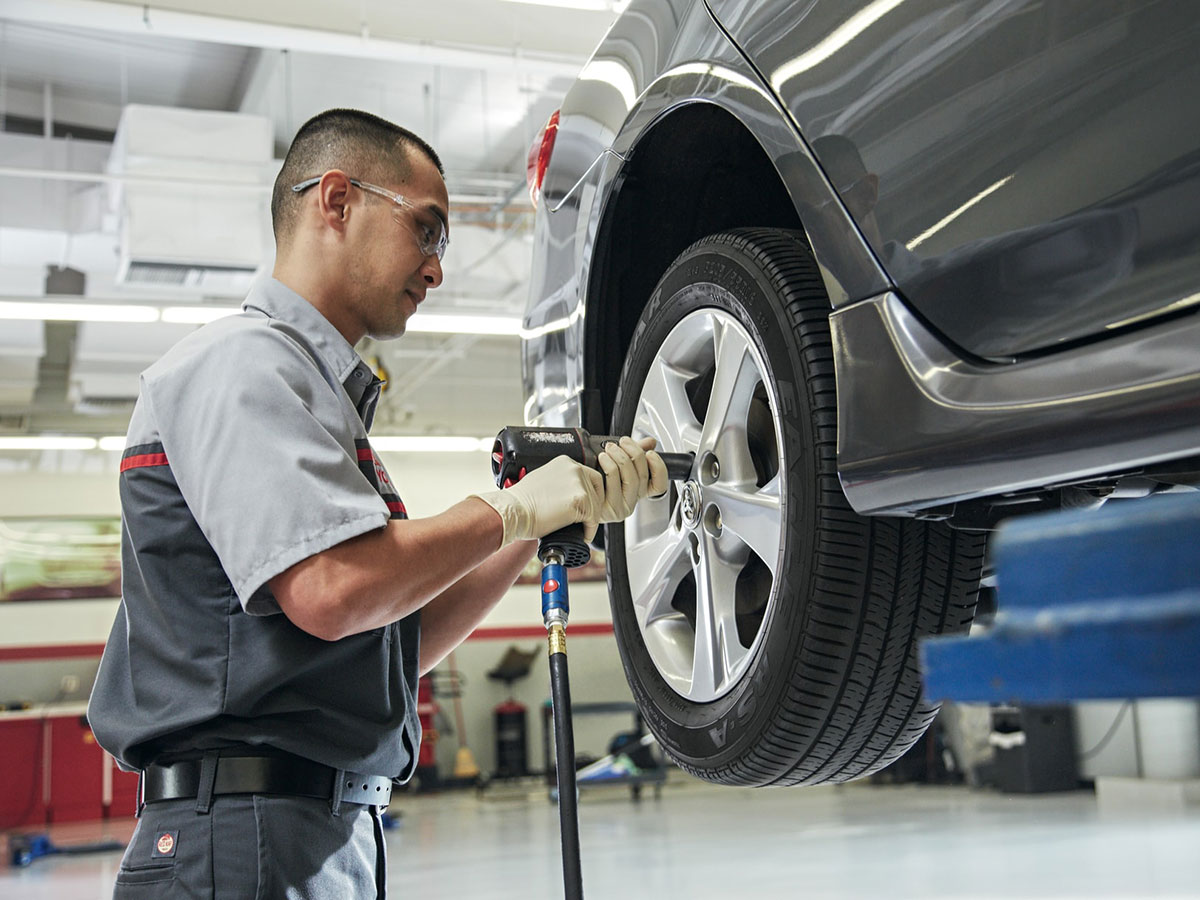Toyota Tire Rotation Service Special Coupon