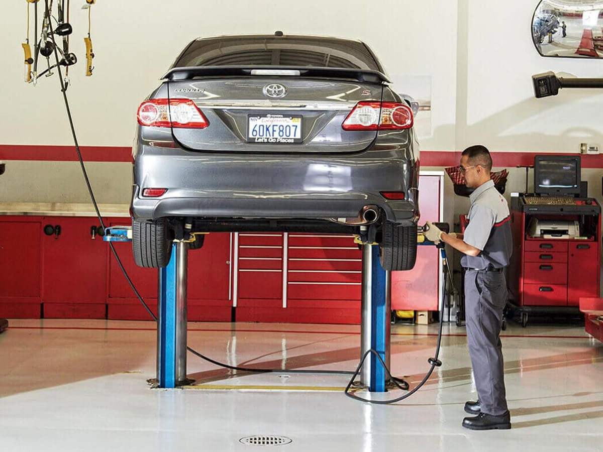 Toyota Maintenance Package Service Special Coupon