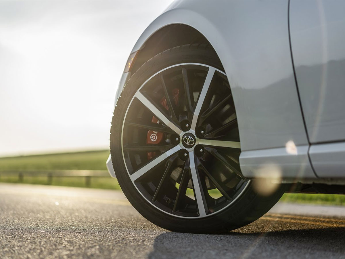 Dunlop Tires for Sale at Sierra Toyota