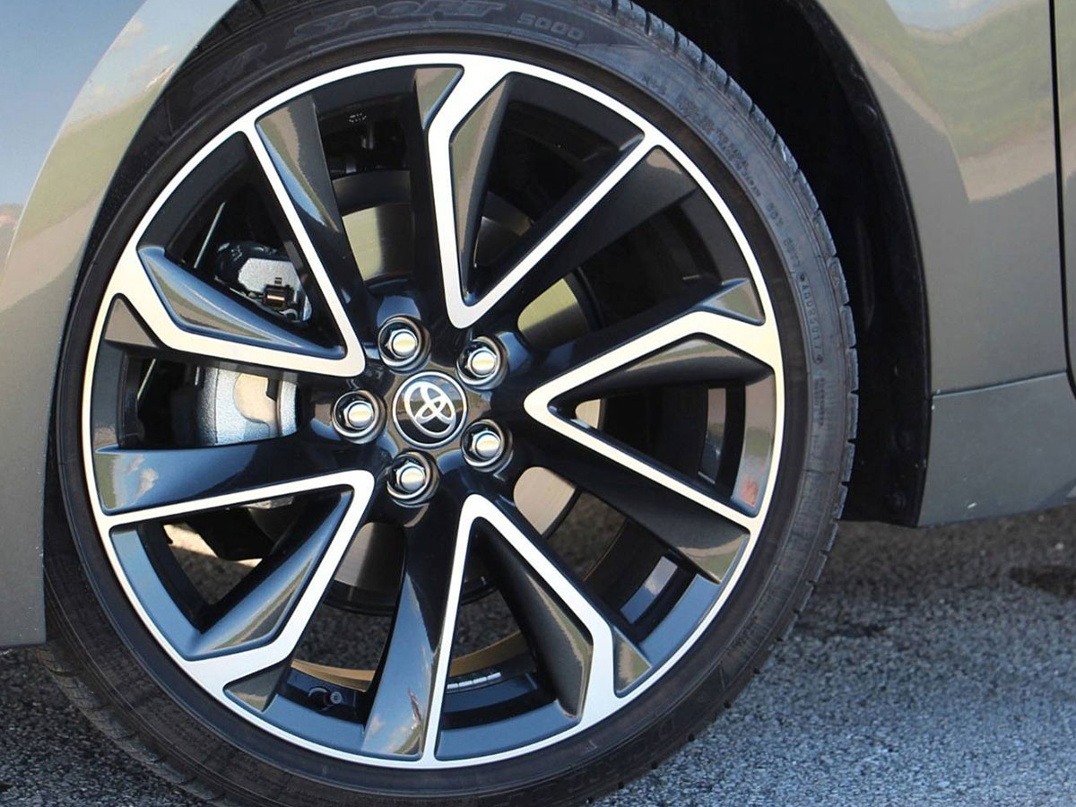 Toyota Tire Pressure Monitoring System Service