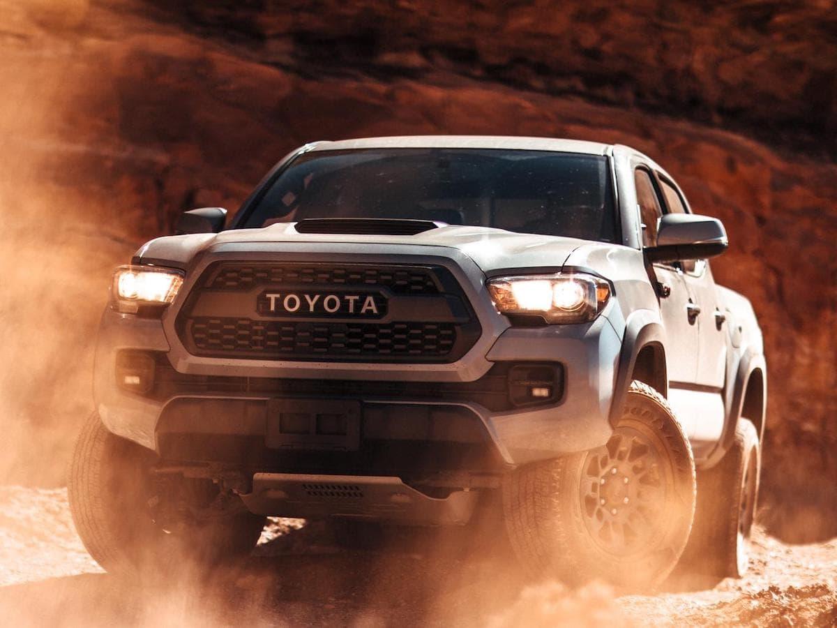 Toyota Transfer Case Service