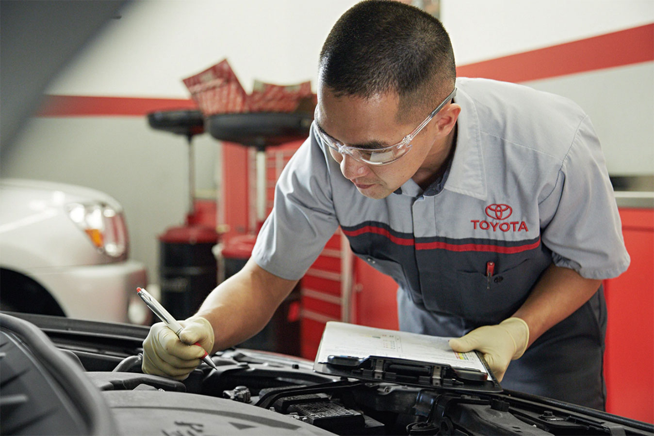 Toyota Multi-Point Inspection Service Special Coupon