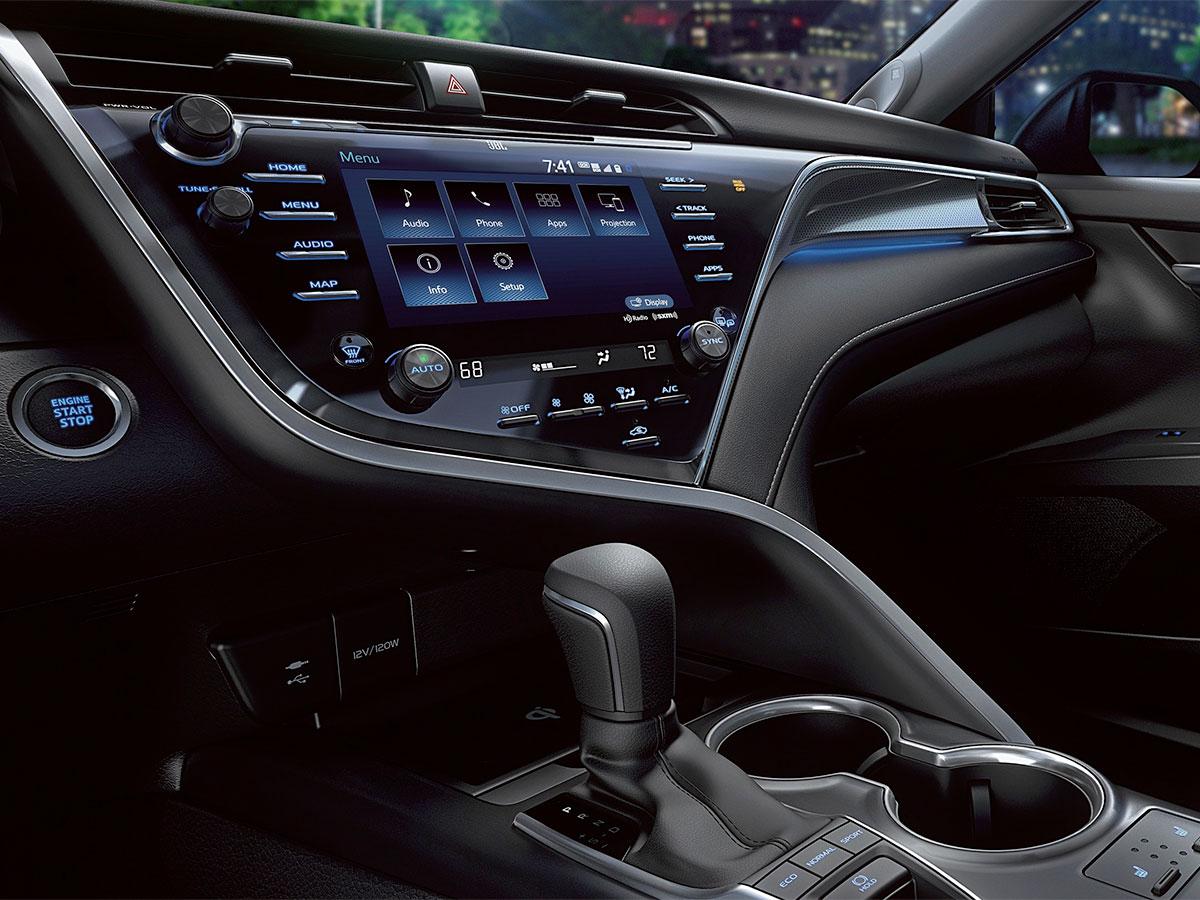 Toyota Transmission