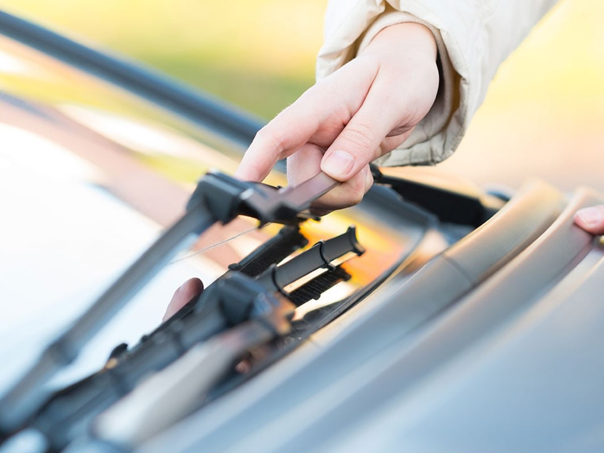 Toyota Windshield Wiper Service in Westbury, NY