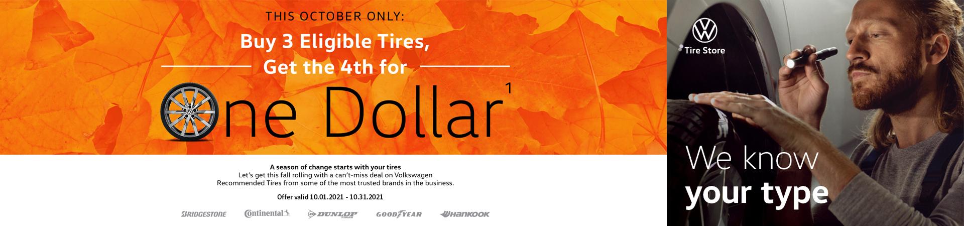 Tire offer