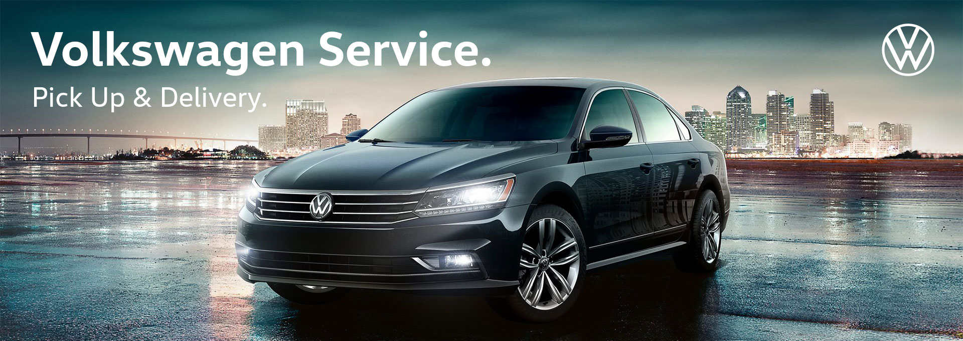 North Penn Volkswagen Pick Up & Delivery Service